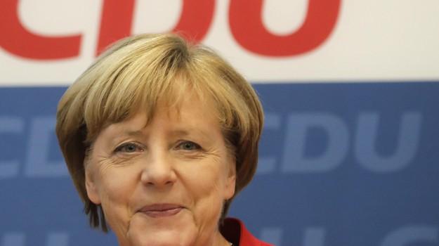 cancelliera, elezioni germania, germania, Angela Merkel, Sicilia, Mondo