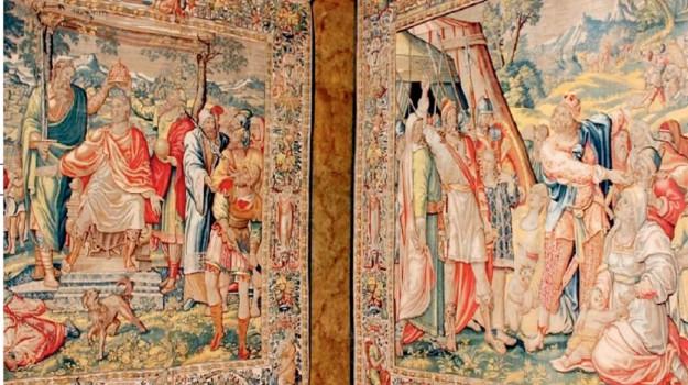 arazzi fiamminghi, museo marsala, Trapani, Cultura
