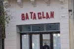 La nuova insegna del Bataclan - Fonte Ansa