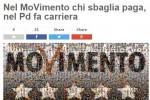 """M5s sul Blog di Grillo: """"Chi sbaglia va via, senza sconti"""""""