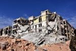 Ad Aleppo strage di bambini - Il video dell'ospedale bombardato