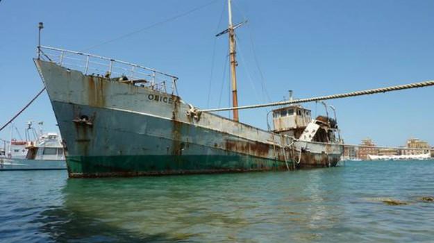ecologia, nave, Trapani, Economia