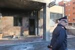 Bologna, attentato esplosivo a una caserma dei carabinieri