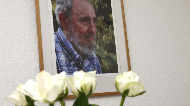 cuba, morte fidel castro, Fidel Castro, Sicilia, Mondo
