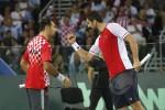 Coppa Davis, in finale la Croazia avanti sull'Argentina