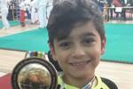 Campione mondiale di kick boxing junior: ha 8 anni e vive a Trabia - Foto