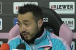 Il Palermo contro lo Spezia, De Zerbi: partita da non sottovalutare