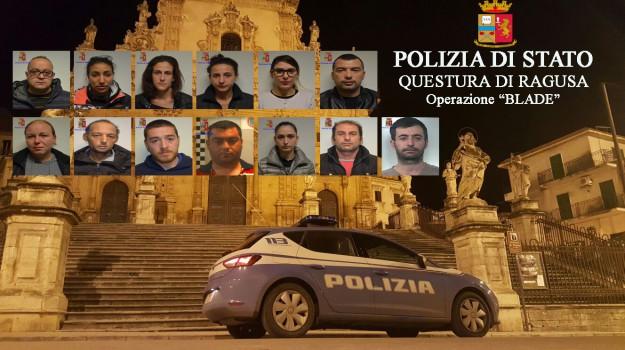 droga, modica, organizzazione, traffico internazionale di droga, Ragusa, Cronaca