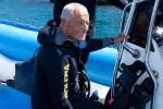 """""""Il mio mare"""", Siracusa ricorda Enzo Maiorca con uno short book"""