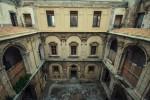 Edificio del 600 a rischio crollo,sequestrato l'ex liceo Gargallo a Ortigia