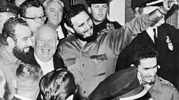 cuba, Fidel Castro, Sicilia, Mondo
