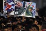 """""""Hasta la victoria siempre"""", l'ultimo saluto a Fidel Castro"""