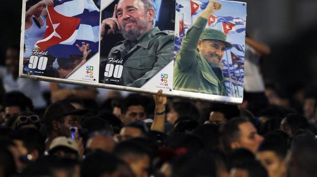 cuba, Alexis Tsipras, Fidel Castro, Jacob Zuma, Nicolas Maduro, Raul Castro, Sicilia, Mondo