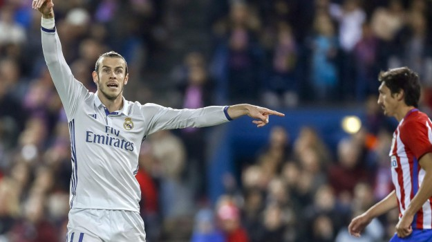 Calcio, champions league, infortunio, real madrid, Gareth Bale, Sicilia, Sport
