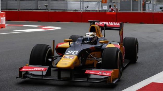 f1, gp2, Sicilia, Sport