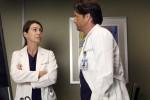 Una foto di scena della nuova stagione della serie Grey's Anatomy - Fonte Ansa
