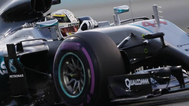 formula uno, Gp Abu Dhabi, Sicilia, Sport