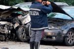 Auto giù dal viadotto a Castelvetrano: muoiono 2 catanesi, in 48 ore 4 vittime in Sicilia