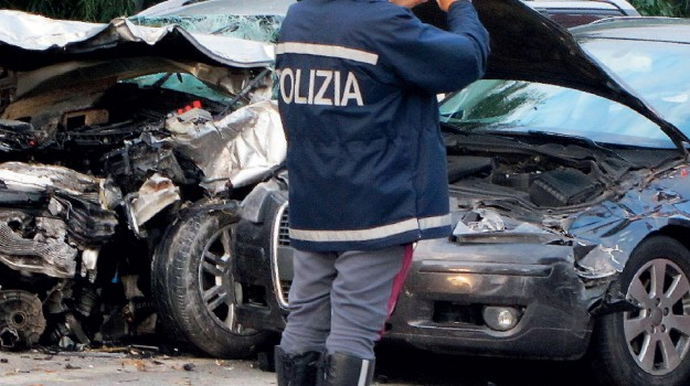 CASTELVETRANO, Incidenti, sangue, strade, Sicilia, Cronaca