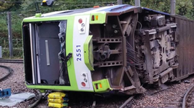 incidente tram londra, londra tram, Sicilia, Mondo