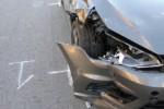 Scontro mortale a Palermo, le immagini dal luogo dell'incidente in via Pitrè - Video