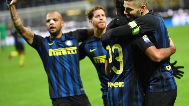 Calcio, Fiorentina, inter, Napoli, sassuolo, SERIE A, Sicilia, Sport