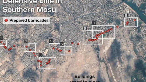 esercito iraqeno, Isis, mosul, Sicilia, Mondo