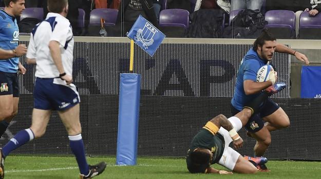 firenze, italia, rugby, Sudafrica, Sicilia, Sport