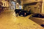 Letojanni e Taormina rimangono ancora sommerse dal fango