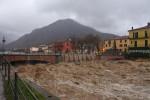 Allerta massima per il maltempo, danni in Piemonte e Liguria: esondano il Po e il Tanaro