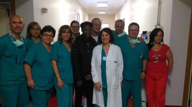 immigrazione, migranti, ospedale cervello palermo, Palermo, trapianto midollo osseo, Palermo, Cronaca