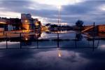 Marzamemi, piazze e locali invasi dall'acqua