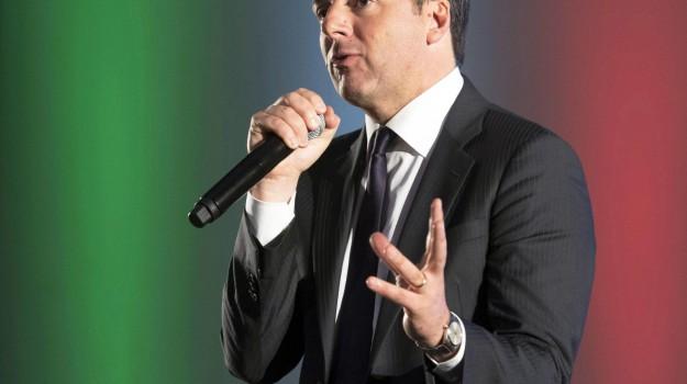 Siracusa, visita, Matteo Renzi, Siracusa, Politica