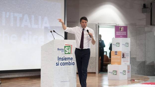 italicum, premier, referendum, Matteo Renzi, Sicilia, La politica di Renzi, Politica