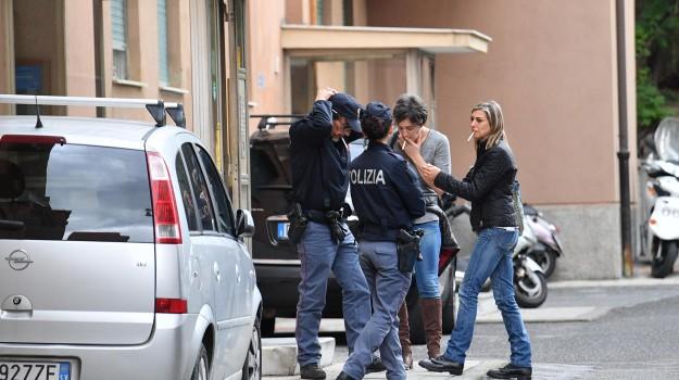 genova, poliziotto, strage famiglia, Sicilia, Cronaca