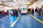 Operai morti a Messina, stazionarie le condizioni del marittimo palermitano