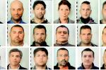 Mafia a Palermo, 31 condanne per il clan di Pagliarelli - Nomi Foto