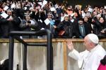 Prima messa comune cattolici-luterani, il Papa: mitezza dei santi per l'unità