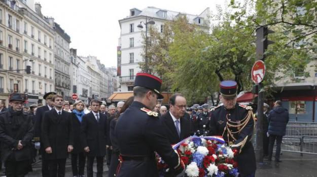 francia, parigi, terrore, vittime, Sicilia, Mondo