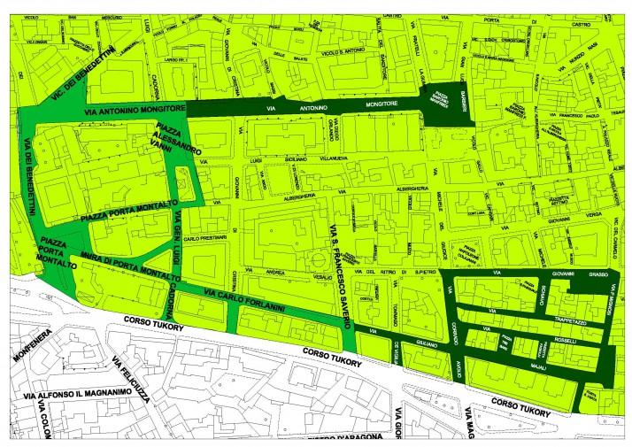Ztl a Palermo, individuate nuove aree per i parcheggi ...