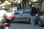 """Posteggiatori """"al lavoro"""" nonostante il divieto, nuovo blitz dei vigili a Palermo"""