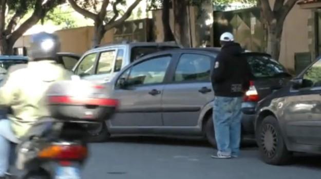 parcheggiatori abusivi palermo, polizia municipale, Palermo, Cronaca