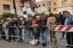 Sit-in davanti al Cantiere Navale a Palermo, ma salta la visita di Renzi - Video