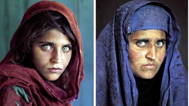 ragazza afghana, Sharbat Gula, Sicilia, Mondo