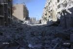 """Raid su Aleppo, ospedali fuori uso. Gli Usa: basta """"azioni atroci"""""""