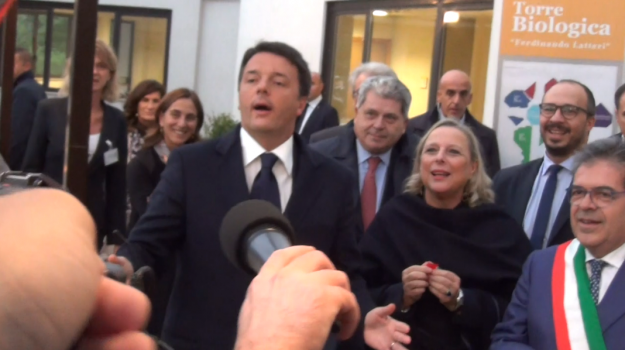 premier a Palermo, premier in Sicilia, Matteo Renzi, Sicilia, La politica di Renzi