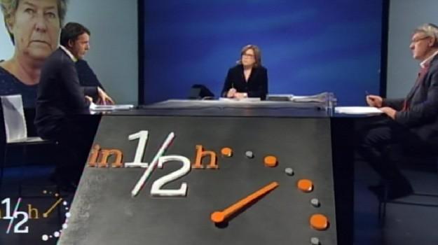 Fiom-Cgil, premier, referendum, scontro referendum, Matteo Renzi, Maurizio Landini, Sicilia, Politica