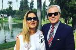 Romina Power e il suo compagno - Fonte Instagram