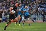 All Blacks di un altro pianeta, l'Italia asfaltata a Roma