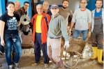 Sciacca, anche il Museo del Mare invaso dal fango